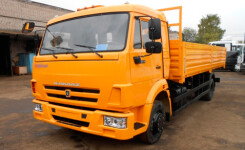 KAMAZ-4308 (КамАЗ 4308)