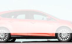 Дорожный просвет Ford Focus 3
