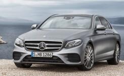 Расход топлива на Mercedes-Benz E-classe