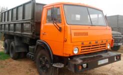 КамАЗ 55102 (Сельхозник)