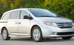Honda Odyssey (Хонда Одиссей)