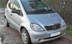 Расход топлива на Mercedes-Benz A-klasse