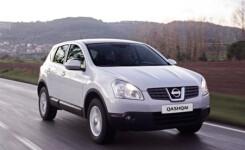 Nissan Qashqai (Ниссан Кашкай)