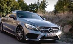 Расход топлива на Mercedes-Benz C-Classe