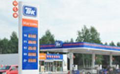 Заправки ТНК в Москве