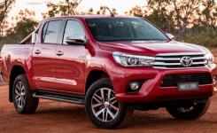 Toyota Hilux (Тойота Хайлюкс)