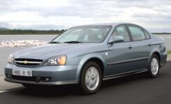 Chevrolet Evanda (Шевроле Эванда)