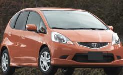 Honda Fit (Хонда Фит)