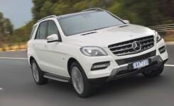 Mercedes-Benz ML (M-classe)