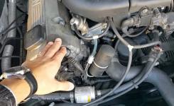 Причины сильных вибраций двигателя при холостых оборотах