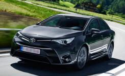 Toyota Avensis (Тойота Авенсис)