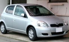 Toyota Vitz (Тойота Витц)