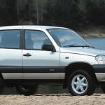 Расход Нива Шевроле (Chevrolet Niva)