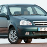 Chevrolet Lacetti (Шевроле Лачетти)