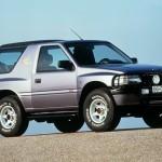 Opel Frontera (Опель Фронтера)