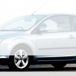 Дорожный просвет Ford Focus II