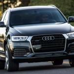 Расход топлива Audi Q3