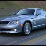 Расход топлива Chrysler Crossfire