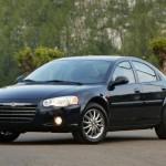 Расход топлива у Крайслер Себринг (Chrysler Sebring)