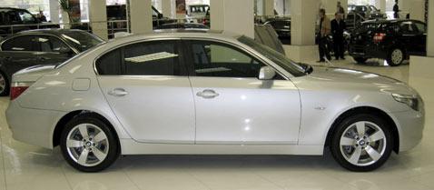 BMW 525 (БМВ 525)