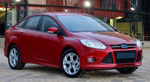 Ford Focus (Форд Фокус)