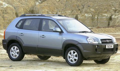 Hyundai Tucson (Хендай Туссан)