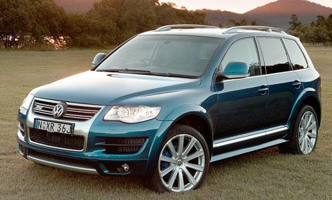 Расход топлива Volkswagen Touareg (отзывы реальных владельцев)