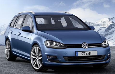 Volkswagen Golf (Фольксваген Гольф)