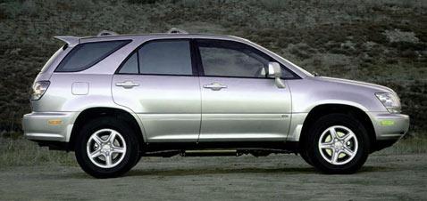 Lexus RX 300 (Лексус РХ 300)