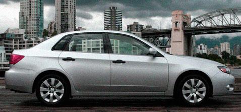 Subaru Impreza (Субару Импреза)