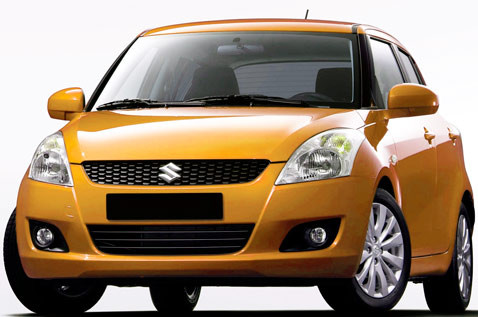 Suzuki Swift (Сузуки Свифт)