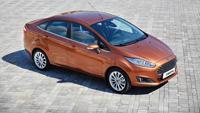 Моторное масло для Ford Fiesta