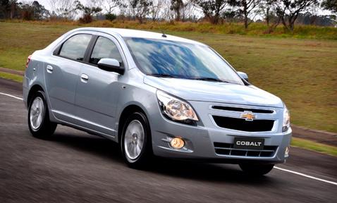 Chevrolet Cobalt (Шевроле Кобальт)
