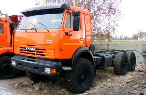 KAMAZ-43118 (КамАЗ-43118)