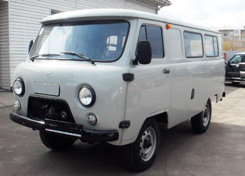 УАЗ-29891