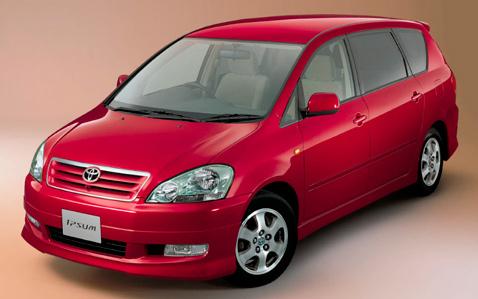 Toyota Ipsum (Тойота Ипсум)