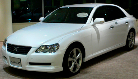 Toyota Mark (Тойота Марк)