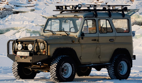 UAZ 31514 (УАЗ 31514)