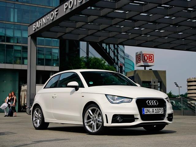Технические характеристики и расход топлива в Audi A1