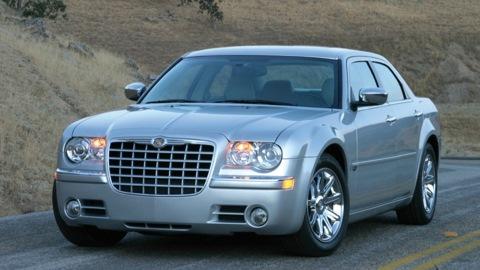 Расход топлива Chrysler 300C