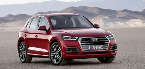 Расход топлива в Audi Q5